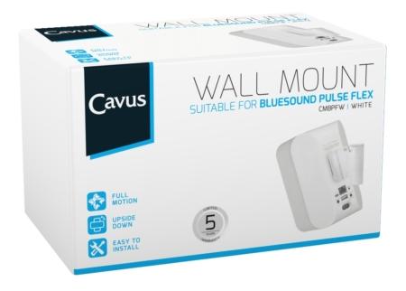 Cavus CMBPFW Bluesound Flex Muurbeugel