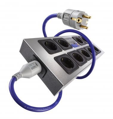 Isotek EVO3 Corvus incl. Premier kabel