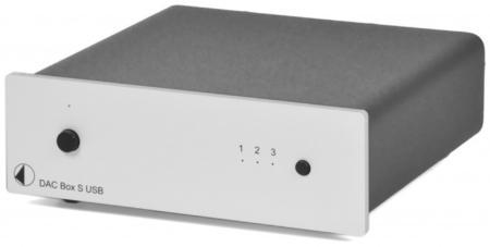 """Pro-Ject DAC Box """"S"""" USB"""