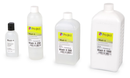 Pro-Ject Wash-It vloeistof 500ml VC-S